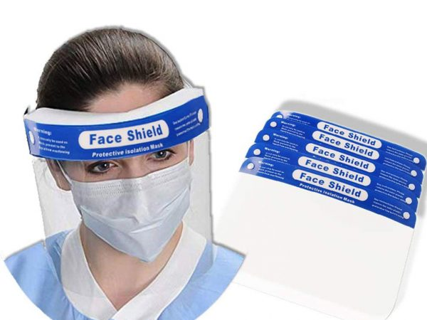 Ce-Safety-Transparent-Plastic-Face-Shield-Visor-Fast-Shipping